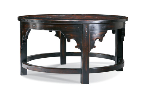 Image of Chatham Round Cocktail Table