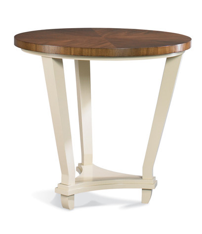 CTH-Sherrill Occasional - Salon Round Lamp Table - 325-930