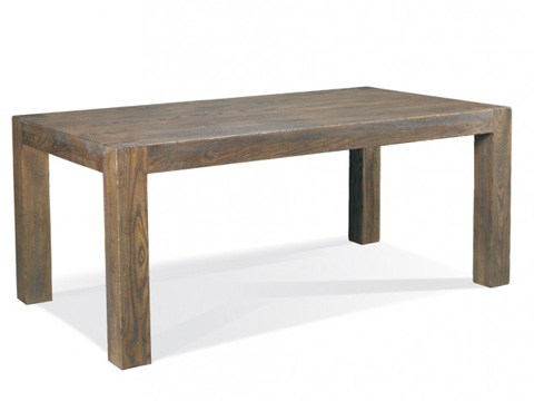 Image of Sandblasted Dining Table