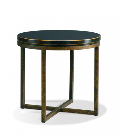 CTH-Sherrill Occasional - Round Side Table - 100-930-00