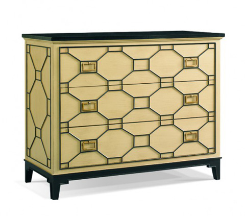 Image of Fretwork Chest