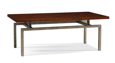 CTH-Sherrill Occasional - Rectangular Cocktail Table - 212-840