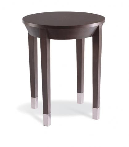 CTH-Sherrill Occasional - Round End Table - 340-910