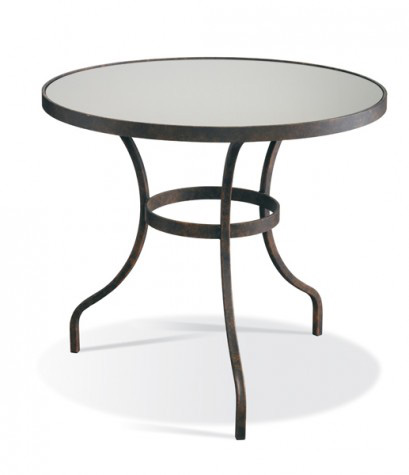 CTH-Sherrill Occasional - Round Lamp Table - 365-930