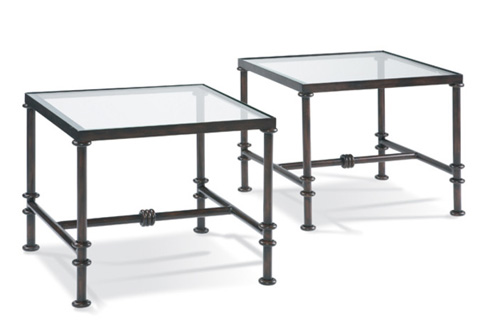 CTH-Sherrill Occasional - Bunching Cocktail Table - 370-800