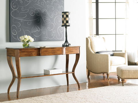 CTH-Sherrill Occasional - Console Table - 382-770