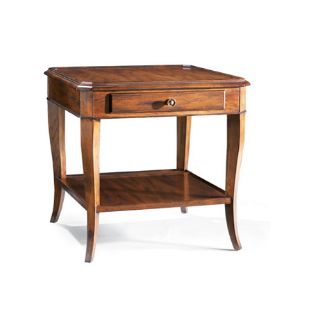 CTH-Sherrill Occasional - One Drawer End Table - 382-940
