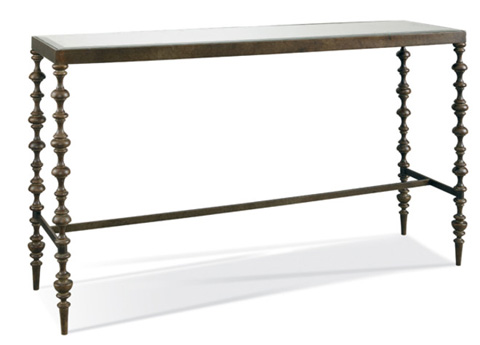 CTH-Sherrill Occasional - Iron Console Table - 960-460