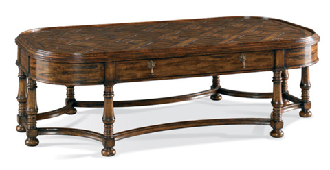 CTH-Sherrill Occasional - Cocktail Table - 960-609