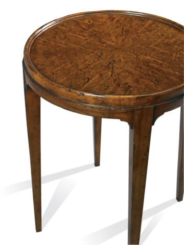 CTH-Sherrill Occasional - Round Side Table - 960-638