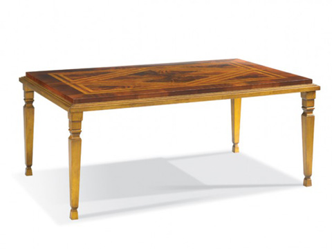 CTH-Sherrill Occasional - Rectangular Cocktail Table - 960-652