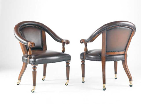CTH-Sherrill Occasional - Game Chair - 977-001L