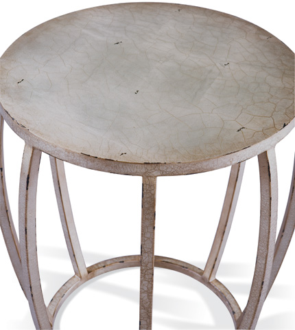 CTH-Sherrill Occasional - Drum End Table - M59-98