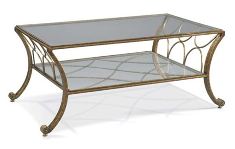 CTH-Sherrill Occasional - Cocktail Table - M89-40