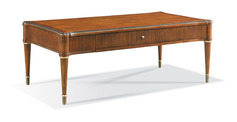 CTH-Sherrill Occasional - Rectangular Cocktail Table - 221-840