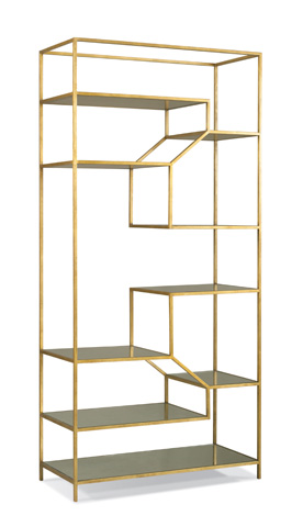 CTH-Sherrill Occasional - Etagere - 374-440