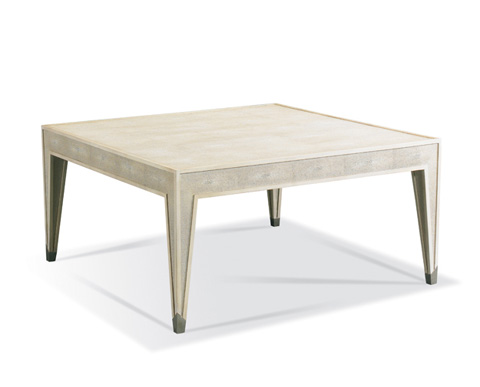 CTH-Sherrill Occasional - Square Cocktail Table - 374-851