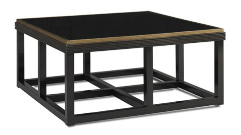 CTH-Sherrill Occasional - Square Cocktail Table - 963-508