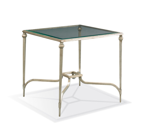 CTH-Sherrill Occasional - Square Side Table - 964-854