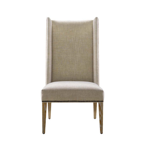 Image of Betrix Hemp and Linen Chair
