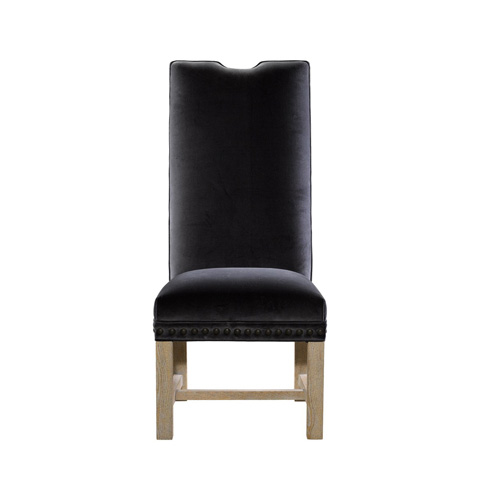 Curations Limited - Lompret Velvet Chair - 8826.1302