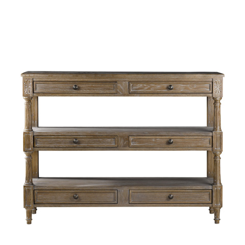 Curations Limited - English Console Table - 8833.1112