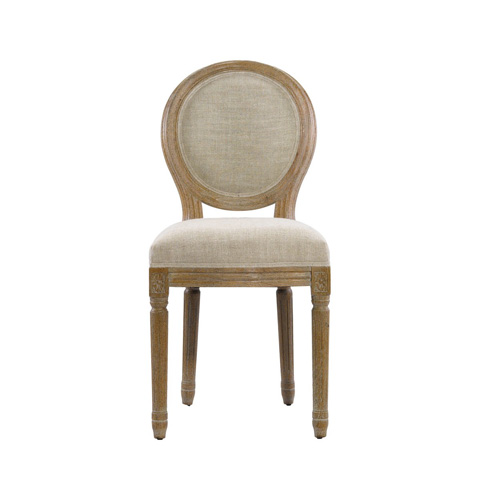 Image of French Mini Beige Chair