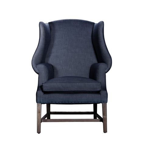 Curations Limited - Indigo New Age Chair - 7841.0003.A012
