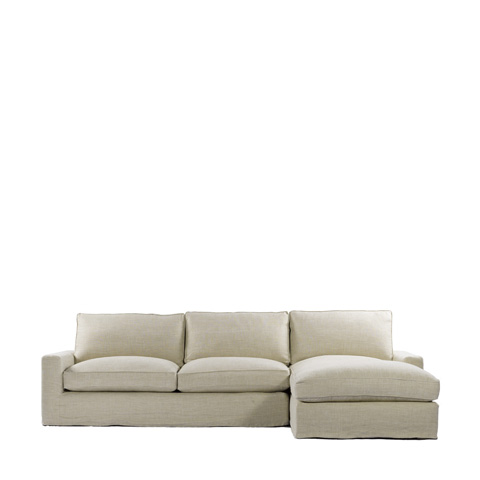 Curations Limited - Right Arm Facing Mons Upholstered Sectional - 7843.0001.RAF