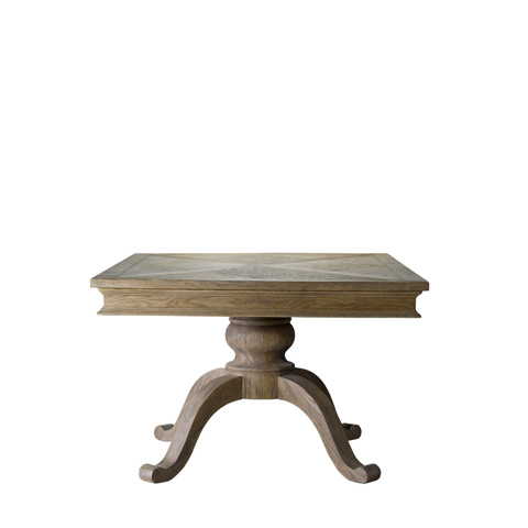 Curations Limited - Chateau Belvedere Small Dining Table - 8831.0008.47