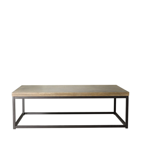 Curations Limited - Large Britania Coffee Table - 8832.0001.L
