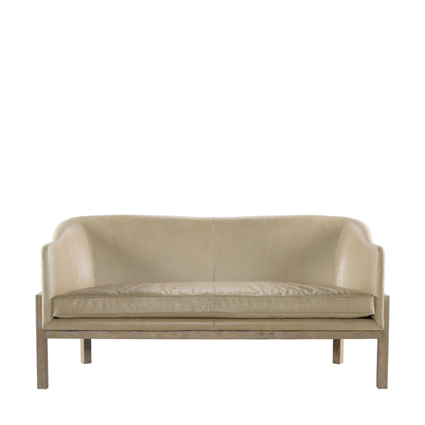 Curations Limited - Lucerne Leather Sofa - 7842.0032