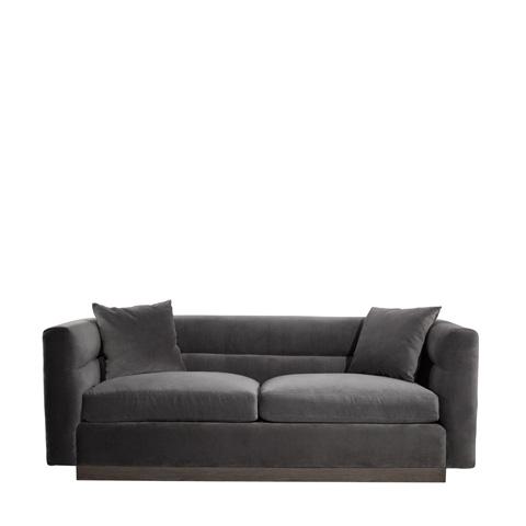 Curations Limited - Avington Velvet Sofa - 7842.0048.V807