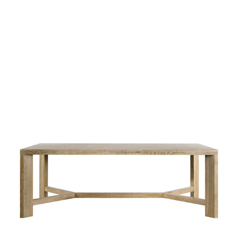 Curations Limited - Grenoble Dining Table - 8831.0020.E272