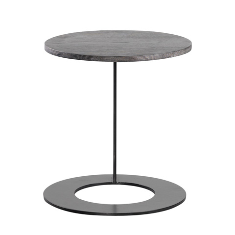 Curations Limited - Geneva Round Side Table - 8833.1022