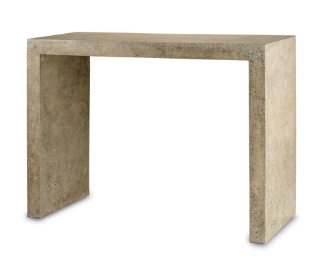 Currey & Company - Harewood Console Table - 2001