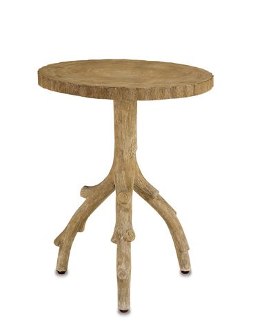 Currey & Company - Redgrove Table - 2384