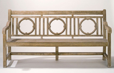 Currey & Company - Leagrave Bench - 2722