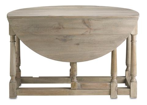 Currey & Company - Garrison Drop Leaf Table - 3038