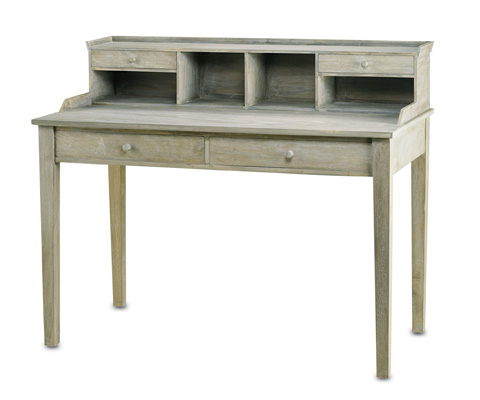 Currey & Company - Meacham Desk - 3097
