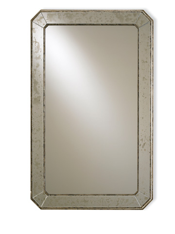 Currey & Company - Antiqued Wall Mirror - 4203