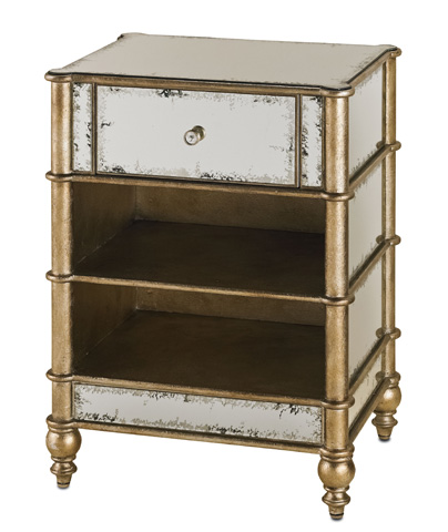 Currey & Company - Harlow Side Table - 4214