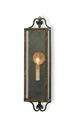 Currey & Company - Wolverton Wall Sconce - 5030
