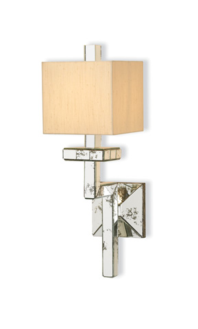 Currey & Company - Eclipse Wall Sconce - 5039