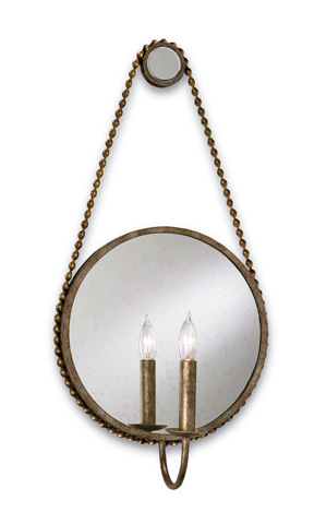 Currey & Company - Somerset Wall Sconce - 5093