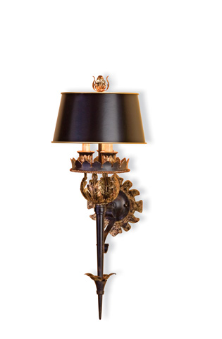 Currey & Company - The Duke Wall Sconce - 5412