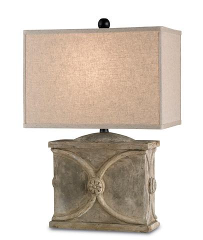 Currey & Company - Waldenbury Table Lamp - 6014