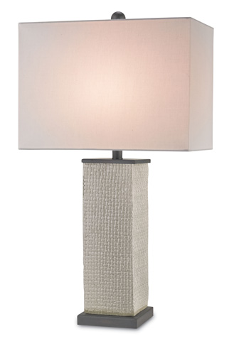 Currey & Company - Reed Table Lamp - 6023