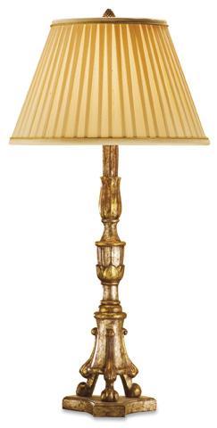 Currey & Company - Fairfax Table Lamp - 6024