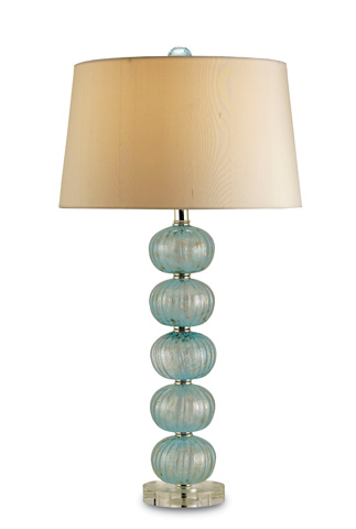 Currey & Company - Asturias Table Lamp - 6071